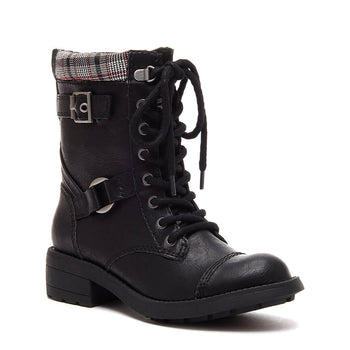 Thunder Black Archive Biker Boot