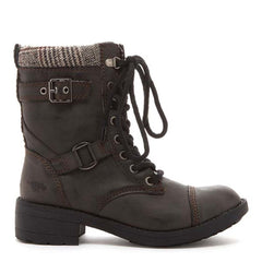 35beeea33e5 Thunder Black JJ Biker Boot
