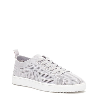 Tibor Grey Knitted Trainer