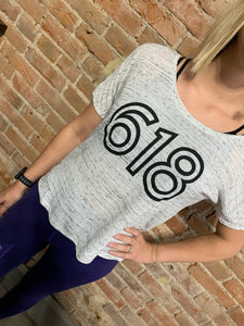 Ladies 618 Scoop Tee