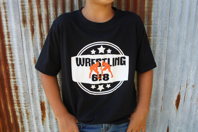 Youth Wrestle 618 Black