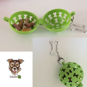 Have A Ball Carryall™Green-Dublin Brings Awareness to Dog Health