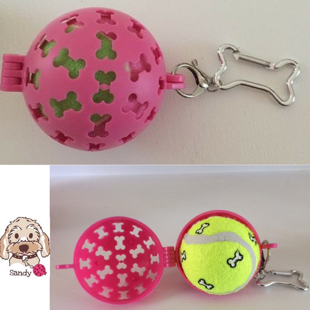 Have A Ball Carryall™Pink-Sandy Brings Awareness to Breast Health