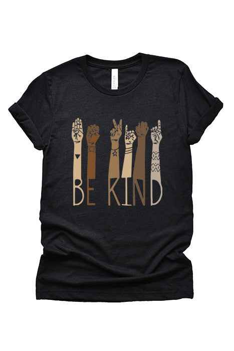 Black Be Kind T-Shirt