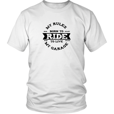 Your Rules Tee