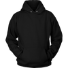 Hoodie with custom skull design