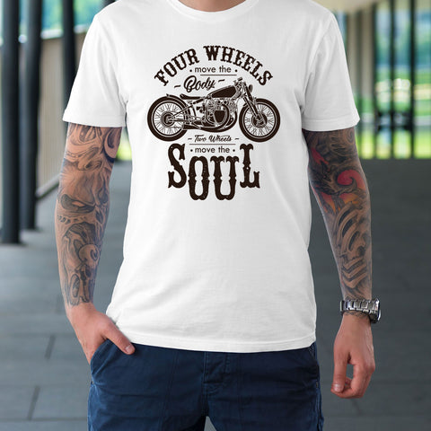 Move your soul t-shirt Original Design