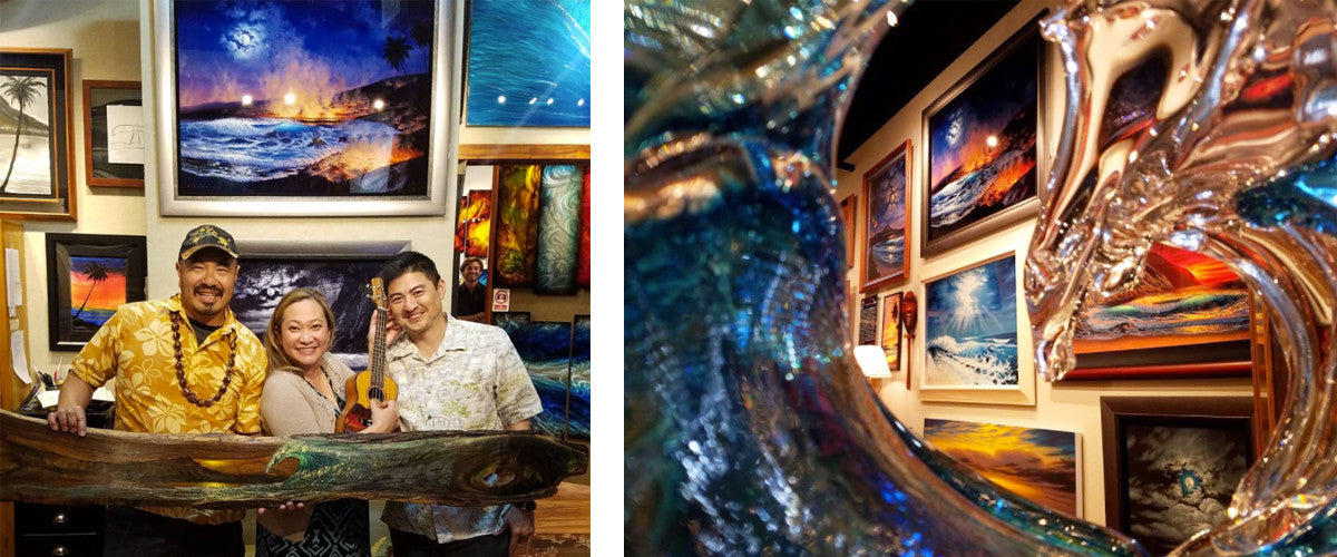 walfrido art shows Exhibits Events