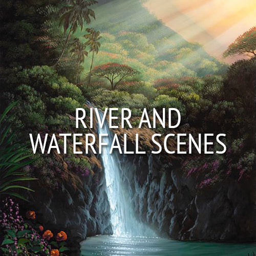 River and Waterfall Scenes