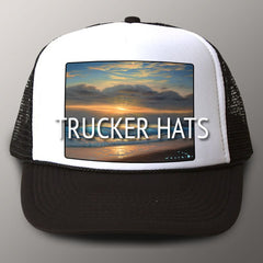 walfrido tropical art Trucker Hats
