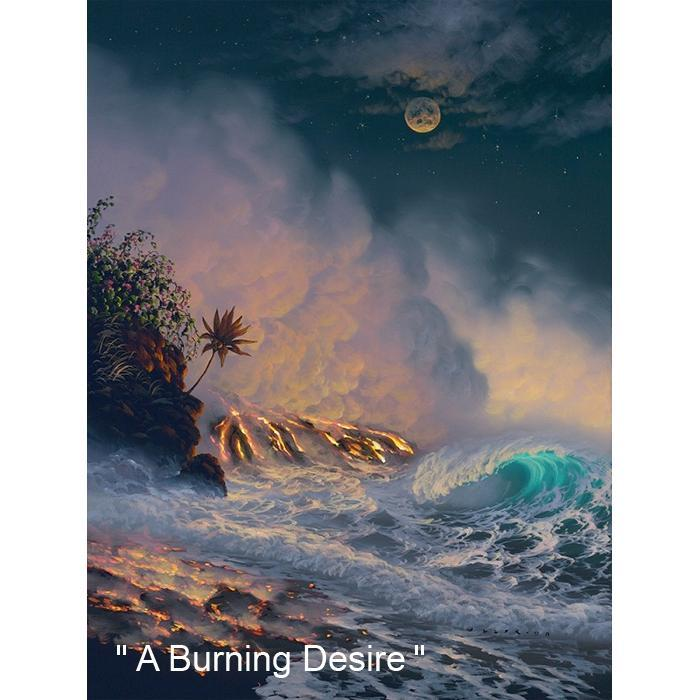 A Burning Desire