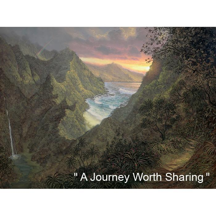 A Journey Worth Sharing