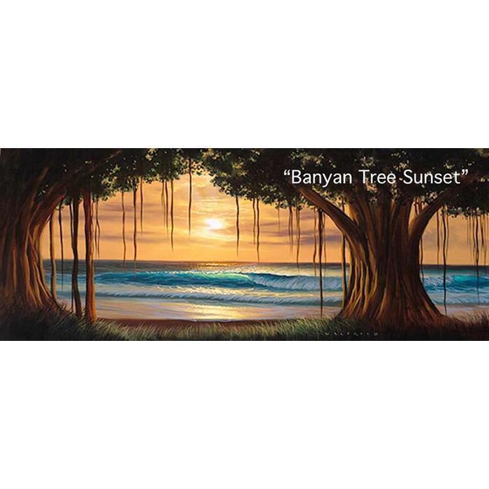 Banyan Tree Sunset