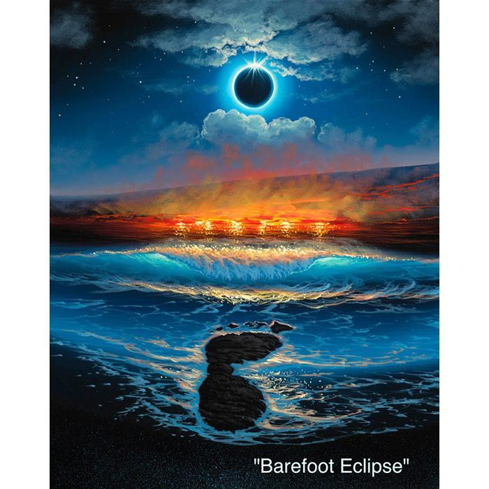 Barefoot Eclipse