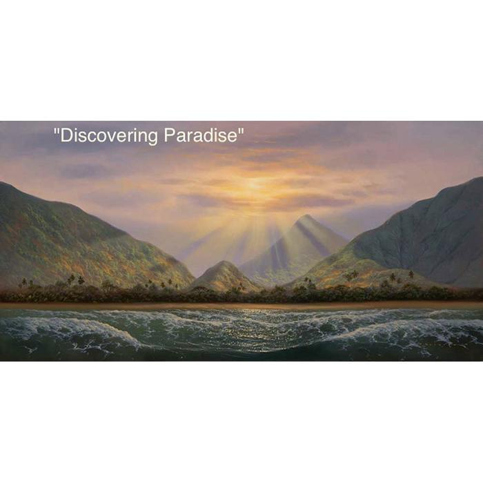Discovering Paradise