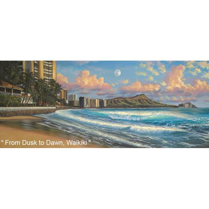From Dusk to Dawn, Waikiki