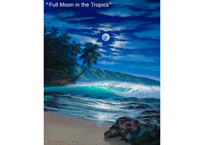 Full Moon in the Tropics