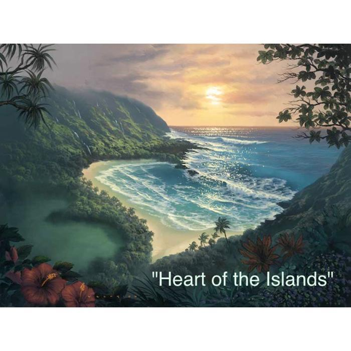 Heart of the Islands