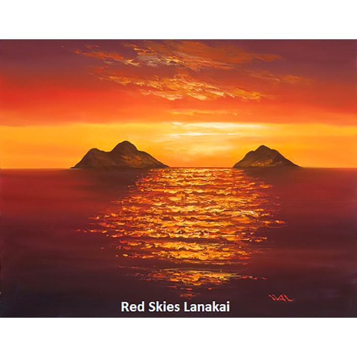Red Skies Lanikai