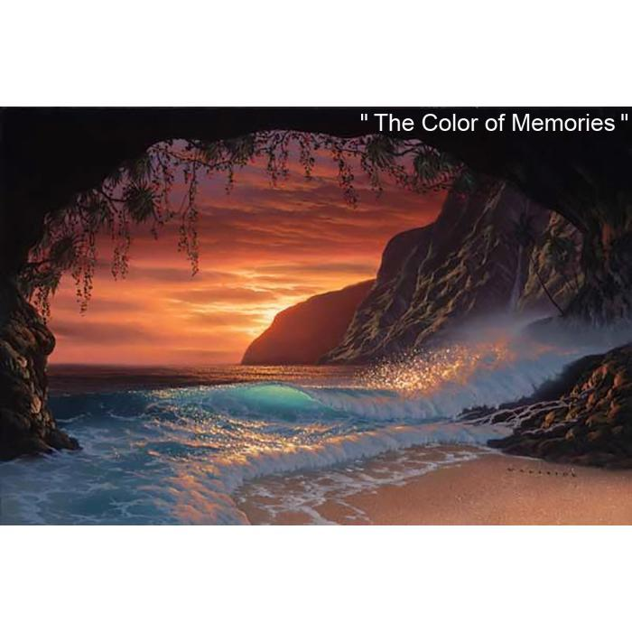 The Color of Memories