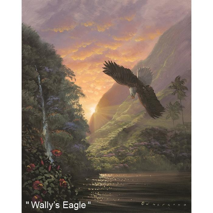 Wally's Eagle