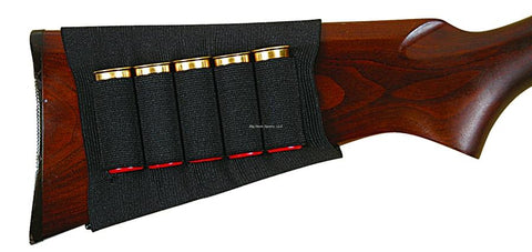 Basic Buttstock Shotgun Holder