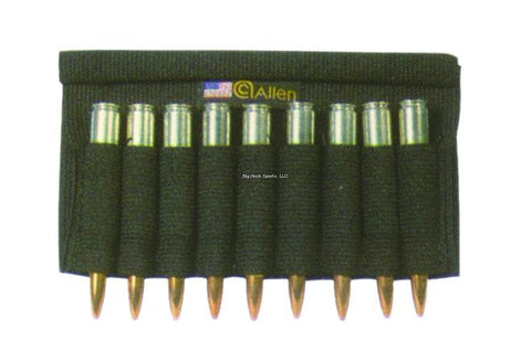 Basic Buttstock Rifle Cartridge Holder