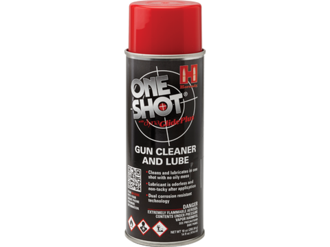 HORNADY One Shot First Firing Bore Conditioner