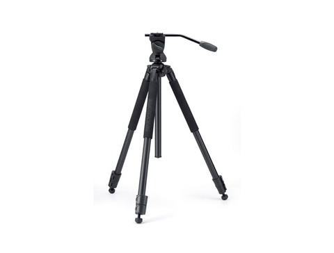 AT 101 Aluminum Tripod & DH 101 Head