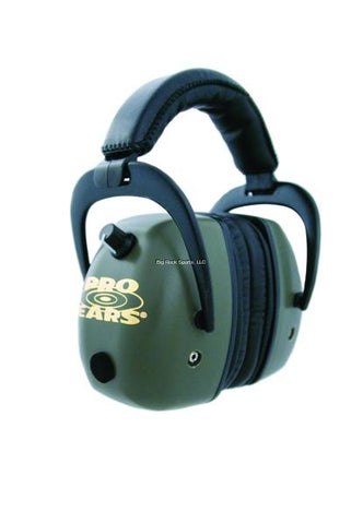 Pro Ears GS-DPM-G Pro Mag Gold