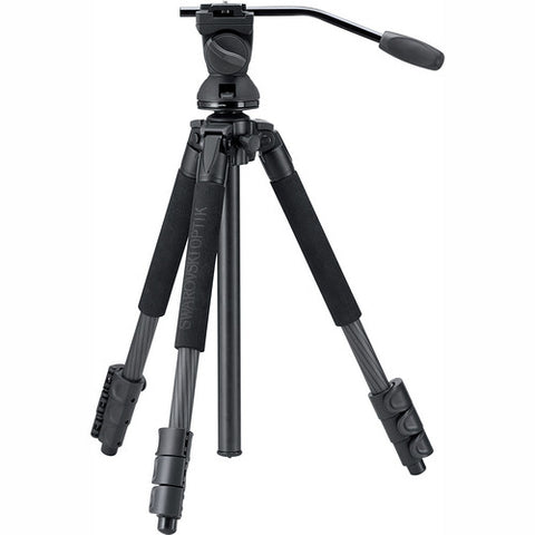 CT Travel Carbon Tripod & DH 101 Head