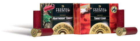 12 Gauge Mag-Shok Lead FliteControl Turkey Shotshell