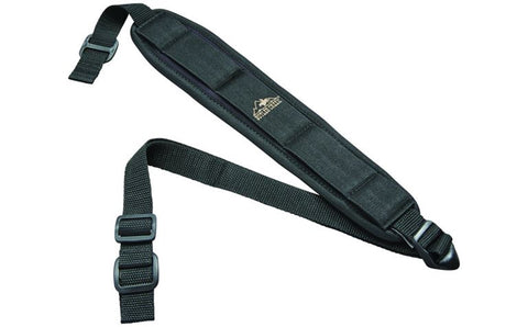 Butler Creek 80013 Rifle Sling Black Neoprene W/Dots