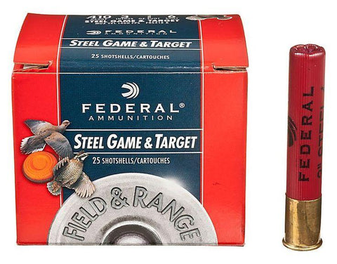 Field & Range Steel Game & Target Shotshell