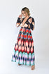 MORE COLOR MORE LIFE MAXI DRESS