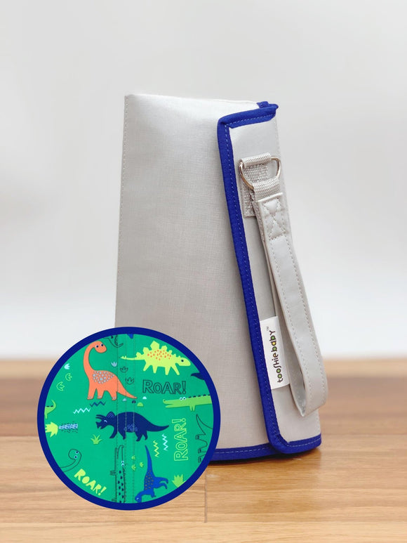Changing Pad - DINO-mite (Green)