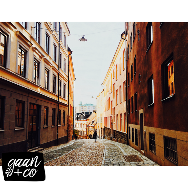 #gaanguide to Stockholm, Sweden