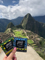 travel machu picchu deodorant mosquito repellent