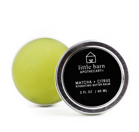 lip balm, matcha, hydrating