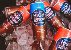 high brew, coffee, iced coffee