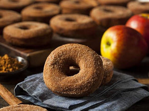 Apple Cider Donut Candles
