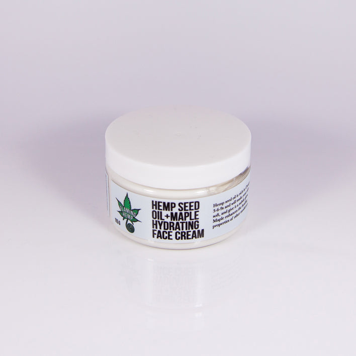 Hemp Maple Hydrating Face Cream