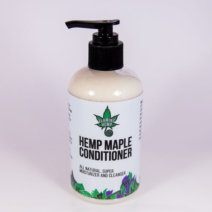 Hemp Maple Conditioner with Peppermint