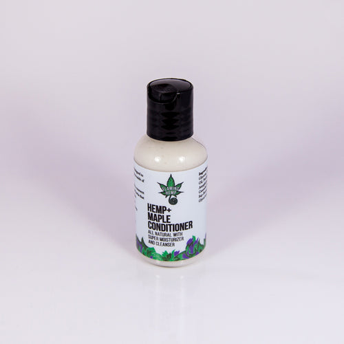 Hemp Maple Conditioner with Silk