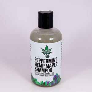 Hemp Maple Shampoo with Peppermint