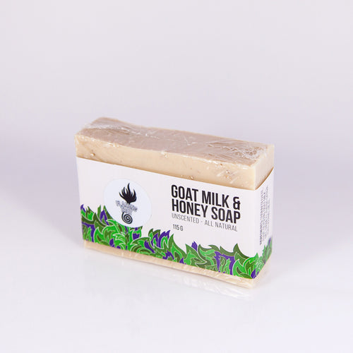 Goat Milk and Honey Soap