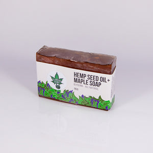 Hemp Maple Glycerin Soap