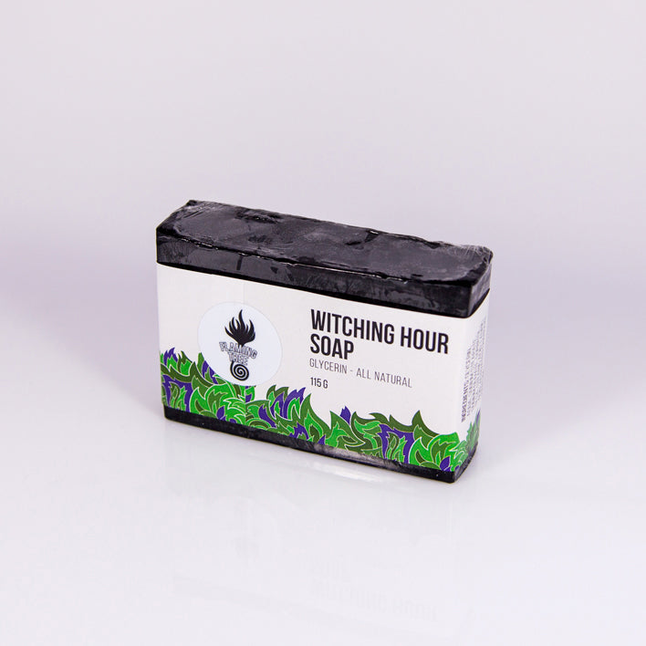 Witching Hour Soap (Charcoal)