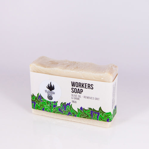 Workers Soap with Pumice