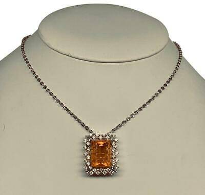 Diamond Opal Ring, Necklace 18k Gold 11 Ct Certified $14,950 914672